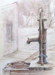 Willunga pump, conte experiment